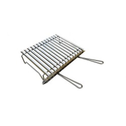 100% STAINLESS STEEL GRILL